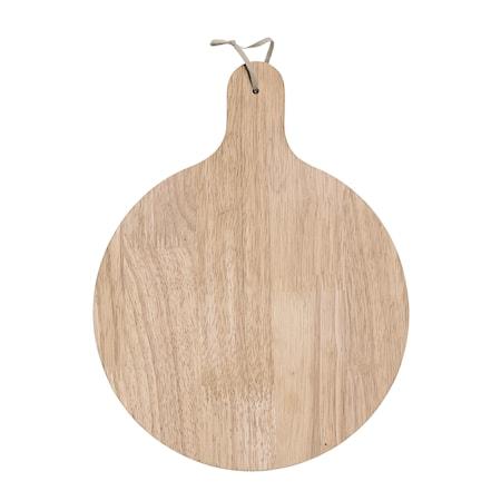 Bloomingville Leikkuulauta Kumipuu 28 cm