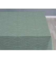 Bomullsduk Grønn 140cm x 220cm