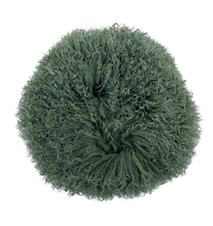 Kudde Lambskin Mongolian Green