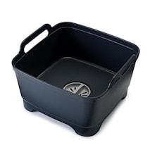Wash&Drain disktråg grå - 31 cm