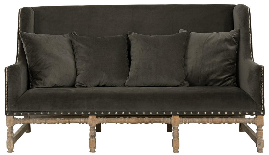 Mayfair soffa - Grå