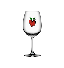 Friendship Wine Hearts