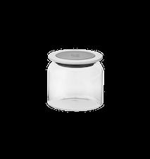 GOODIES förvaringsburk med lock, glas - 0,5 L