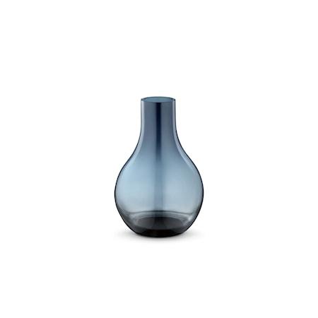 Bild av Georg Jensen Cafu Vas 14,8cm Blå Glas