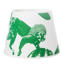 Funky monkey lampskärm - Green