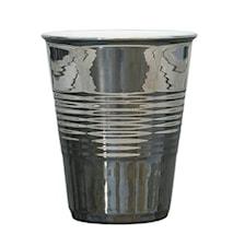 Kaffekopp Silver Mellan