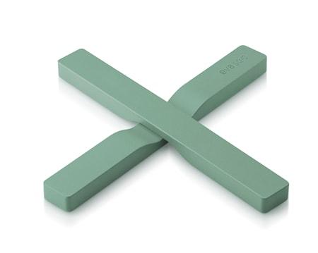 Magnetiskt grytunderlägg Granite Green - Eva Solo