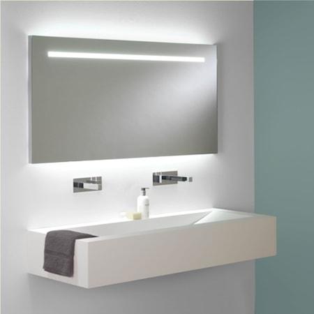 Unika Köp Flair spegel med belysning online på Confident Living HD-37