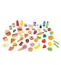 Leksaker Mat Barn 65 Delar