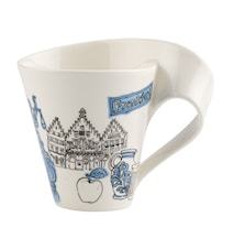 Cities of the World Mug Mugg 0,35l-Frankfurt