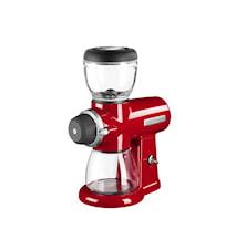 Artisan kaffekværn rød 200g