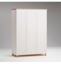 Scala garderob 3 dörrar