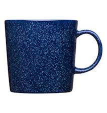 Teema krus 30 cl melerad blå 2-pakk