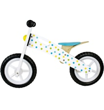 Balanscykel Blå