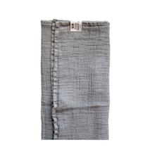 Våffelhandduk Fresh Laundry 70x135 silvergrå st