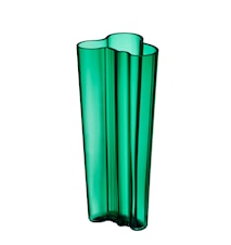 Aalto maljakko 255mm smaragdi