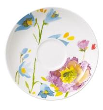 Anmut Flowers Fat till Espressokopp 12 cm
