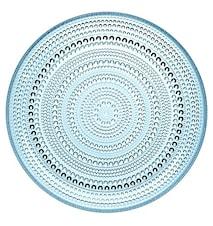 Kastehelmi Tallrik 25cm Ljusblå