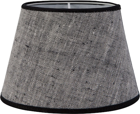 Bild av PR Home Oval Lampskärm Lin Grå 15 cm