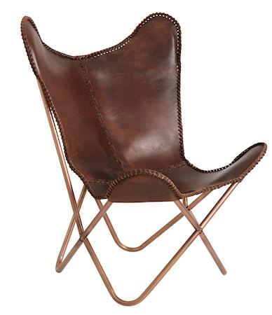 Butterfly chair - Brun
