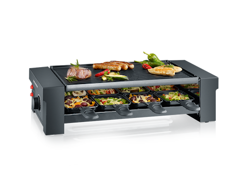 Pizza-Raclette Grill