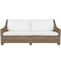 Madison 3-sits Soffa - Grey Lacak