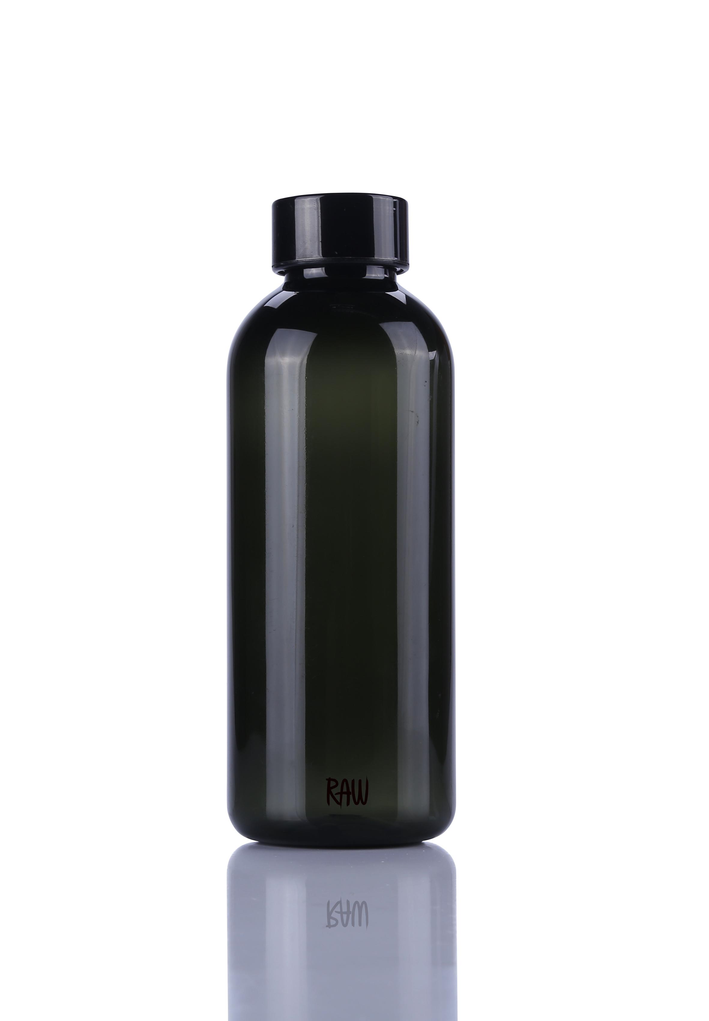 Raw Vattenflaska Grå 0,65 l