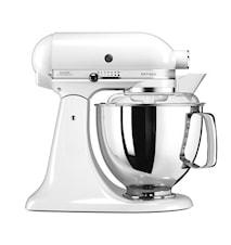 Artisan 175 Kjøkkenmaskin 4,8 liter hvit