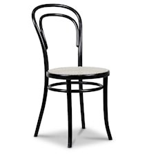 Thonet No A14 stol m. rottingsits