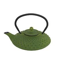 Jing Tekanna 0,8L grön