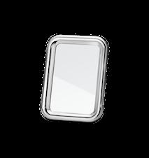 Tableau Spegel XS Aluminium