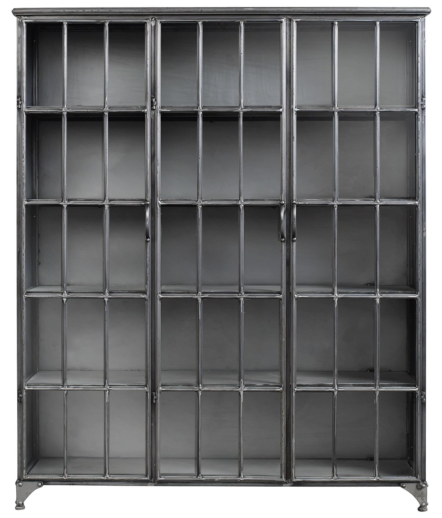 Downtown iron cabinett - Raw