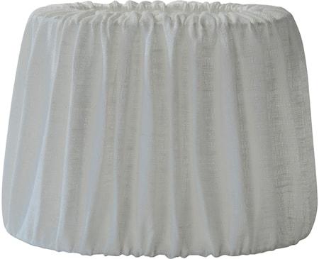 PR Home Omera Lampskärm Lin Offwhite 23,5 cm