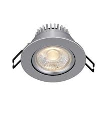 Hera Taglampe 3-sæt Sølv