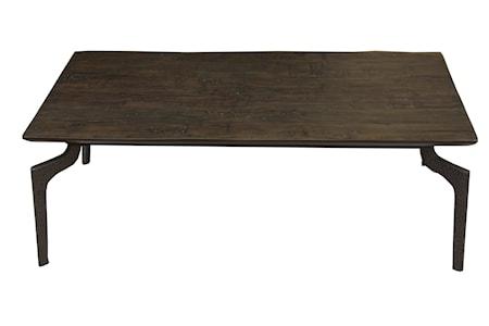 Nordal wooden soffbord