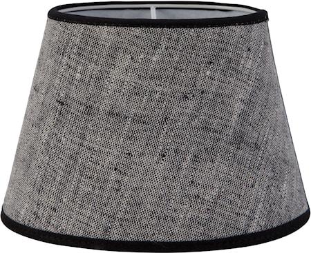 Bild av PR Home Oval Lampskärm Lin Grå 25 cm