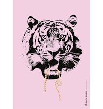 Pink coco poster - A3