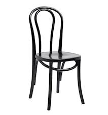 Stol BISTRO 90x40 cm - Svart