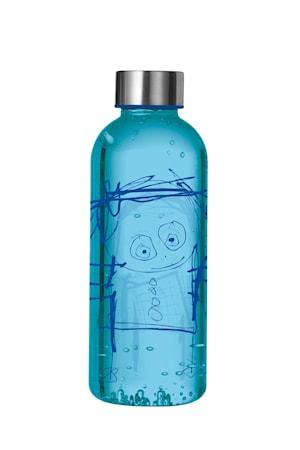 Great Guys Vattenflaska Blå 0,65 L Bpa Fri Plast