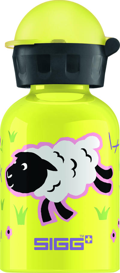 Flaska Farmyard Sheep 0,3 | Gul