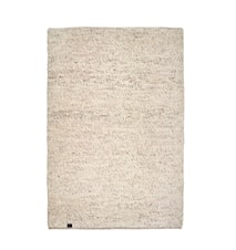Merino teppe - Natural beige