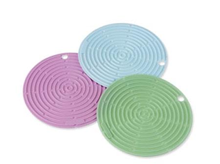 Bordskåner 3 - usorteret - silikone