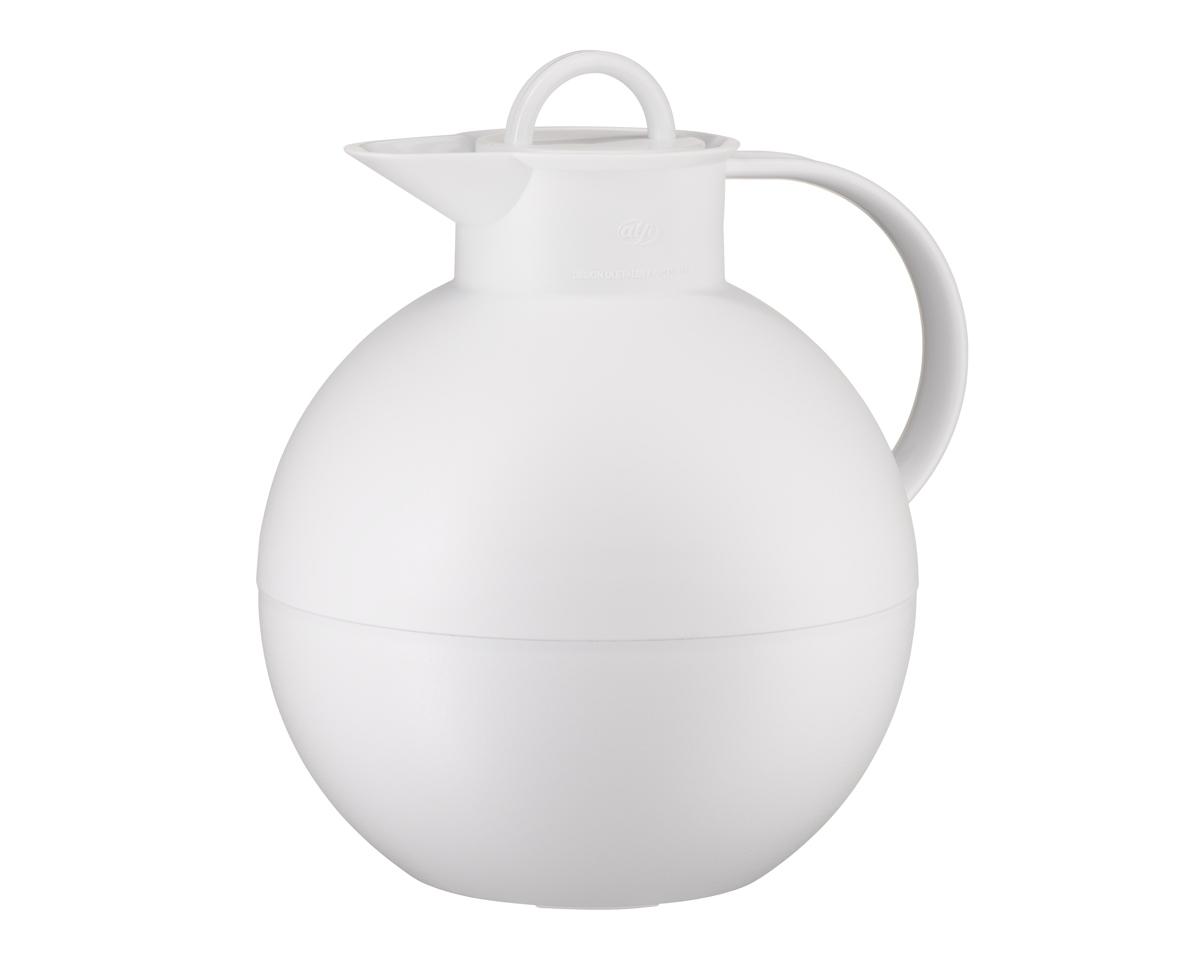 Kulan termoskanna frostad vit 0,94 liter