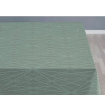 Bomullsduk Grön 140cm x 320cm