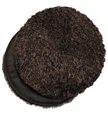 Mozzie Stoppet stolhynde Ø36cm - Espresso