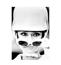 Hepburn Wall Deco Plexiglas 100x150