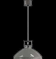 Beaumont B240 Taglampe Ø30 cm Mat m. Sølvfarvet inderside