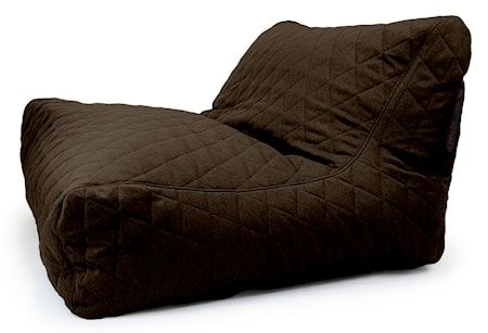 Sofa lounge quilted nordic sittsäck