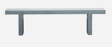 Zinc bänk