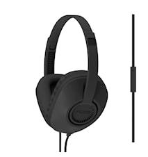 UR23i Over-Ear One Touch Mic Svart